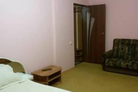 Сдается 1-комнатная квартира посуточно в Белокурихе, ул. бр.Ждановых, д.9.