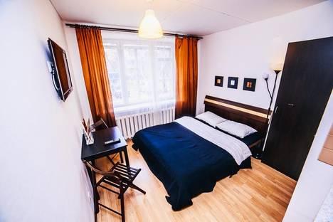 Сдается 1-комнатная квартира посуточнов Железнодорожном, ул. Новая, 28.