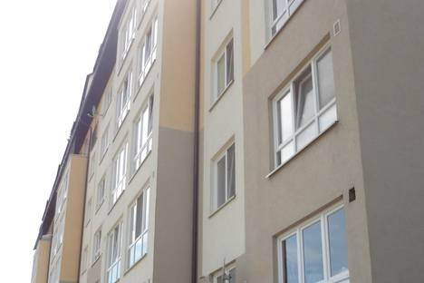 Сдается 2-комнатная квартира посуточно в Зеленоградске, ул. Окружная, д.4.