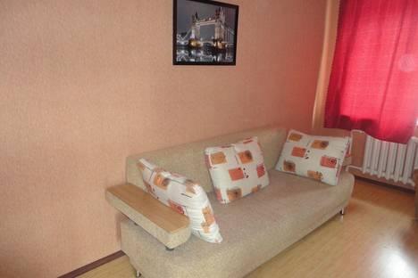 Сдается 1-комнатная квартира посуточно в Сыктывкаре, шоссе Сысольское, 17/1.