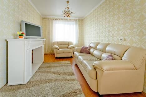 Сдается 2-комнатная квартира посуточно в Челябинске, проспект Ленина,38.