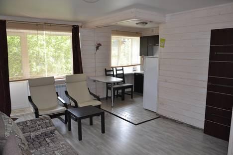 Сдается 2-комнатная квартира посуточнов Твери, проспект Победы, 8.