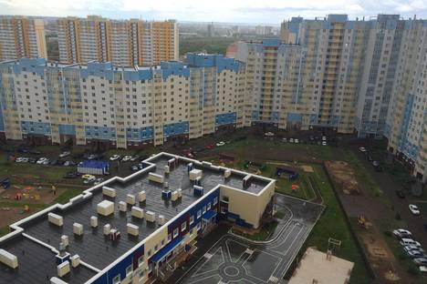 Сдается 1-комнатная квартира посуточнов Оренбурге, Салмышская ул., 74.