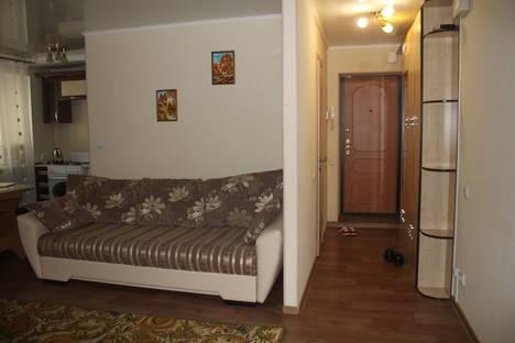 Сдается 3-комнатная квартира посуточно в Красноярске, проспект Мира 117.