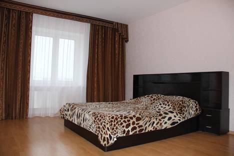 Сдается 1-комнатная квартира посуточно в Старом Осколе, микрорайон степной, 20.