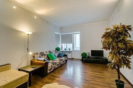 Сдается 2-комнатная квартира посуточно, Ворошиловский проспект, 50.