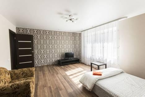 Сдается 1-комнатная квартира посуточнов Уфе, ул. Джалиля Киекбаева, 6.