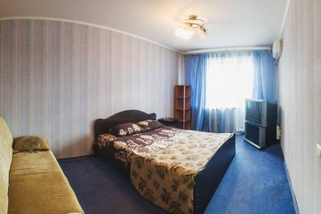 Сдается 1-комнатная квартира посуточнов Казани, Чистопольская  57.