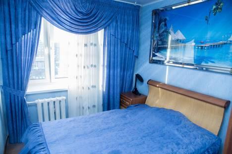 Сдается 2-комнатная квартира посуточно в Новосибирске, ул. Вокзальная магистраль, 11.