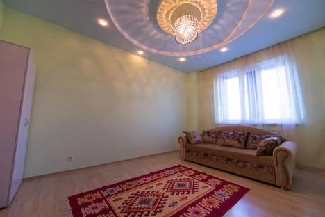 Сдается 3-комнатная квартира посуточно в Астане, Сарайшык 34.