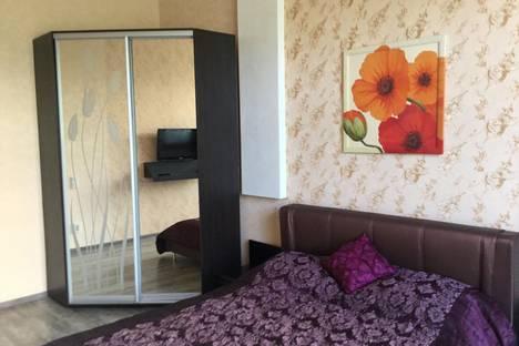 Сдается 2-комнатная квартира посуточно в Мурманске, пр.Ленина д.72.