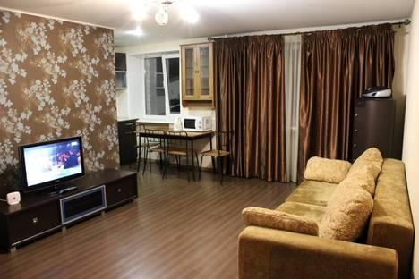 Сдается 1-комнатная квартира посуточнов Кирове, ул. Воровского, 46.