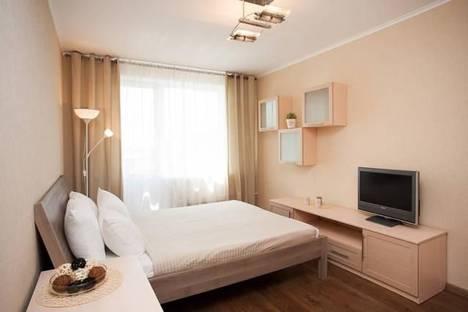 Сдается 1-комнатная квартира посуточно в Москве, ул. Профсоюзная, 105.