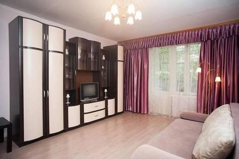 Сдается 1-комнатная квартира посуточно в Москве, ул. Татищева, 13.