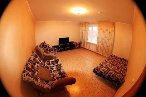 Сдается 2-комнатная квартира посуточно в Чите, Красноармейская, 14.