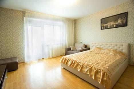 Сдается 1-комнатная квартира посуточно в Красноярске, Северный проезд, 9.