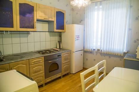 Сдается 1-комнатная квартира посуточнов Сосновоборске, Северный проезд, 9.