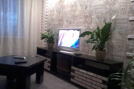 Сдается 1-комнатная квартира посуточнов Воронеже, ул. Пеше-Стрелецкая, 98.