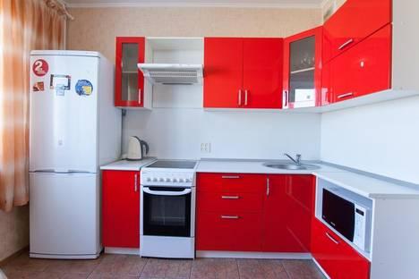 Сдается 2-комнатная квартира посуточно в Челябинске, ул. Молодогвардейцев, 70г.