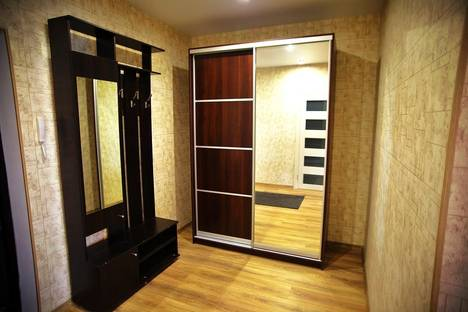 Сдается 1-комнатная квартира посуточно в Петрозаводске, ул Чапаева 44.