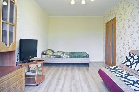 Сдается 1-комнатная квартира посуточно в Петрозаводске, ул Суворова 37.