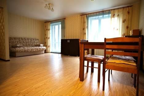 Сдается 1-комнатная квартира посуточно в Петрозаводске, ул Софьи Ковалевской, д. 16.