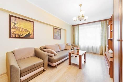 Сдается 2-комнатная квартира посуточно в Москве, Брянская улица, 8.