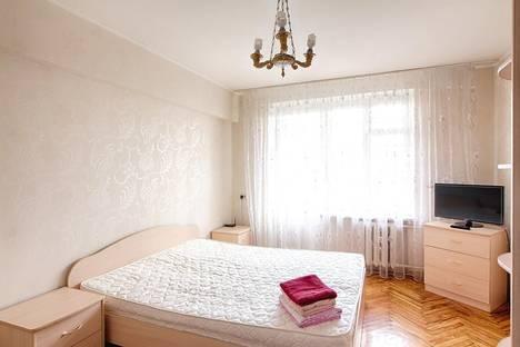 Сдается 2-комнатная квартира посуточнов Пушкино, улица Гиляровского, 33.