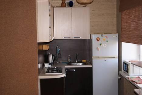 Сдается 1-комнатная квартира посуточно в Петрозаводске, ул. Железнодорожная, 8а.