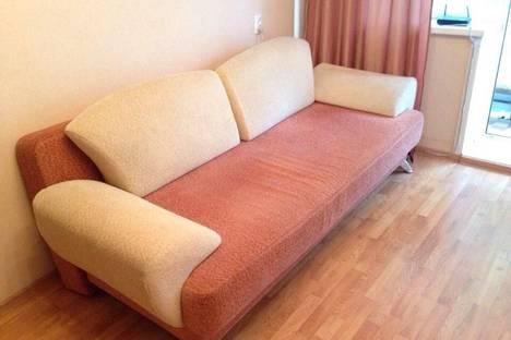 Сдается 3-комнатная квартира посуточно в Перми, Крисанова, 25.