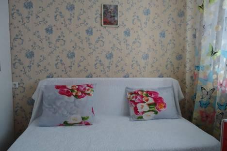 Сдается 1-комнатная квартира посуточно в Ельце, ул. Александровская, 10.