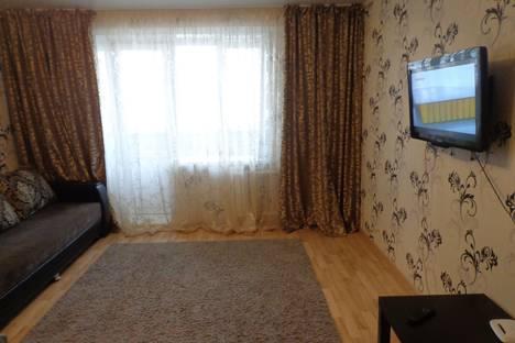 Сдается 1-комнатная квартира посуточно в Набережных Челнах, 62-й комплекс, 29.