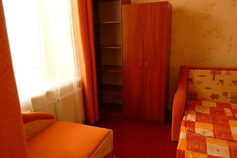 Сдается комната посуточно в Алуште, пер. Краснофлотский д.1.