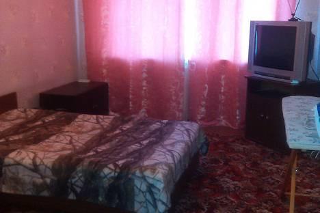 Сдается 2-комнатная квартира посуточно в Воркуте, ул. Ленина, 56a.