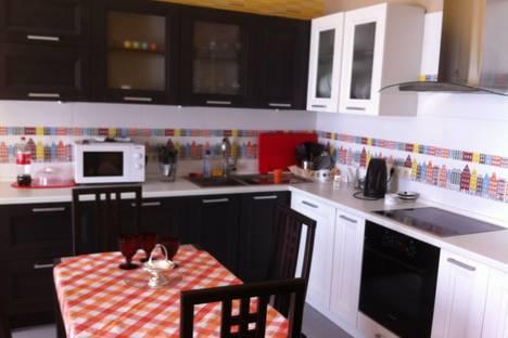 Сдается 1-комнатная квартира посуточнов Звенигороде, ул. Чистяковой, 68.