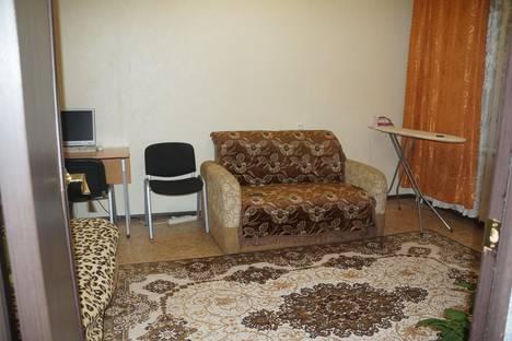 Сдается 1-комнатная квартира посуточнов Когалыме, Сибирская 3.