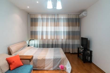 Сдается 1-комнатная квартира посуточно в Уфе, ул. Новомостовая, 8.
