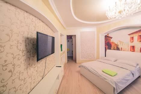 Сдается 1-комнатная квартира посуточно в Уфе, ул. Октябрьской Революции, 48/1.
