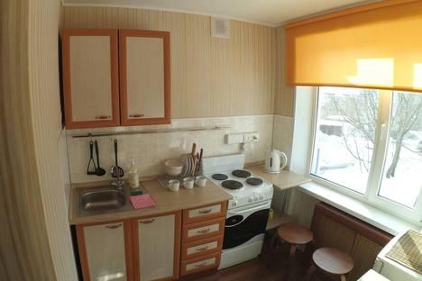 Сдается 1-комнатная квартира посуточно в Петропавловске-Камчатском, ул. Абеля, 29.