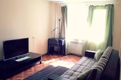 Сдается 1-комнатная квартира посуточно в Красногорске, ул. Ленина, 27.