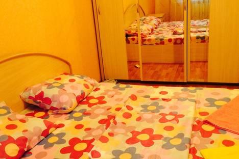 Сдается 2-комнатная квартира посуточнов Казани, ул. Чистопольская, 68.