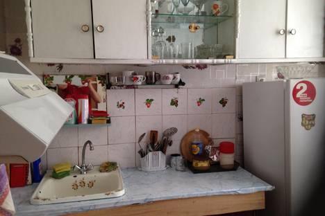 Сдается 1-комнатная квартира посуточно в Междуреченске, Строителей проспект, 29.