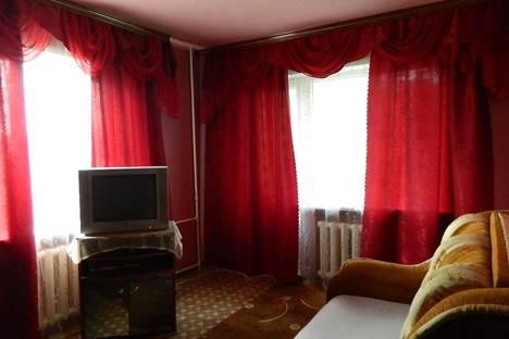 Сдается 1-комнатная квартира посуточно, у.Берёзовая 27.