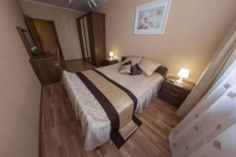 Сдается 2-комнатная квартира посуточно в Уфе, Мингажева,102.