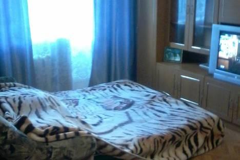Сдается 2-комнатная квартира посуточнов Новомосковске, Бережного 5.