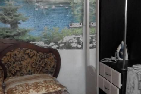 Сдается 1-комнатная квартира посуточно в Партените, Победы, 7.
