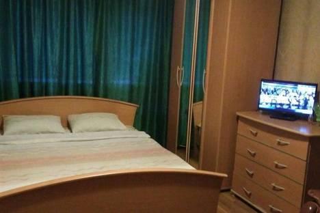 Сдается 1-комнатная квартира посуточнов Новокузнецке, ул. Орджоникидзе, 27.