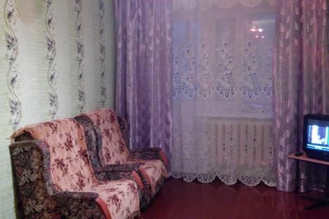 Сдается 1-комнатная квартира посуточнов Гусе-Хрустальном, ул. Маяковского, 12А.