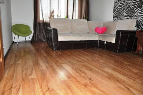 Сдается 3-комнатная квартира посуточно в Тюмени, Белинского 1а.