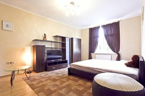 Сдается 1-комнатная квартира посуточнов Санкт-Петербурге, улица Егорова, 25.